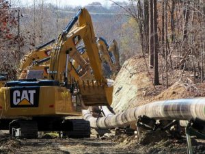 Natural Gas Transmission Pipeline Construction Services