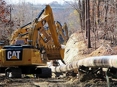 Heavy Equipment Operator Mid Ohio Pipeline Services